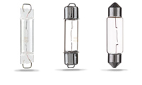 All Glass Cartridge Lamps